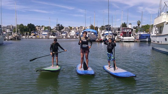 Benicia Kite and Paddle Sports