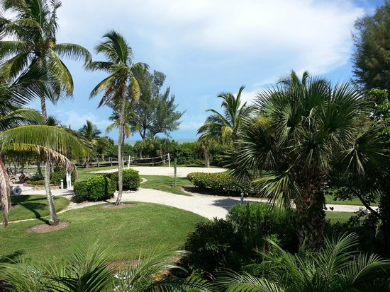 Tortuga Beach Club Resort: Sand Volleyball and beyond. . . the Golf of Mexico
