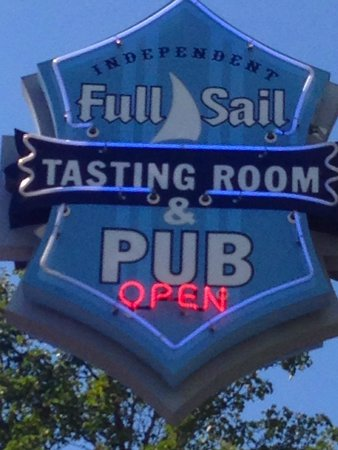 Full Sail Brewing Company : Loved It!!