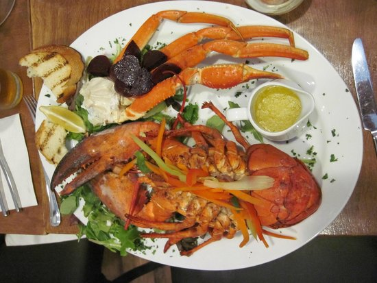 The Lobster Pound And Moore: Lobster and Crab Feast