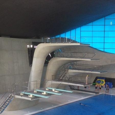Diving Boards Picture Of London Aquatics Centre London Tripadvisor