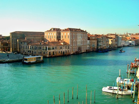 The Westin Europa & Regina, Venice: view from our balcony