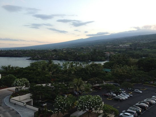 Sheraton Kona Resort & Spa at Keauhou Bay: View from lanai