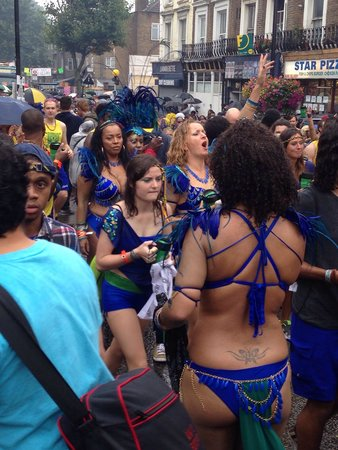 Notting Hill: Nottong Hill Carnival by Mudassir