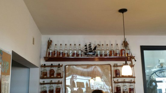 Newport Craft Brewing Distilling Co 99 Bottles Of Rum On The Wall