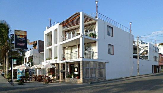 Huanchaco Paradise Apart Hotel-Restobar