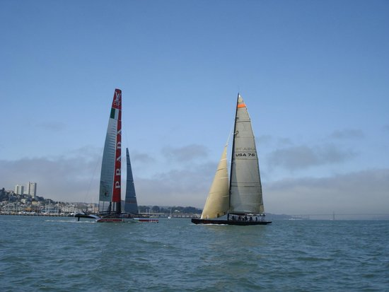 Best Sailing School Value On San Francisco Bay Traveller Reviews