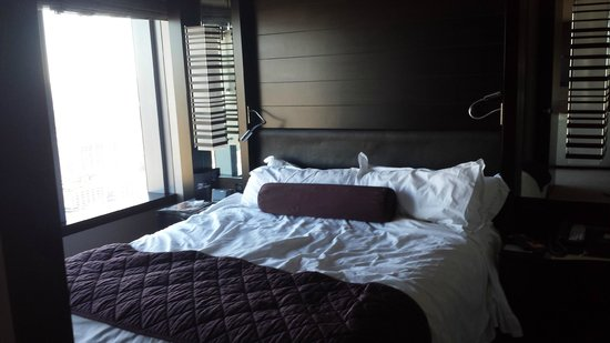 Vdara Hotel & Spa: Bedroom