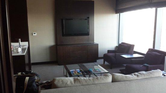 Vdara Hotel & Spa: Living Area