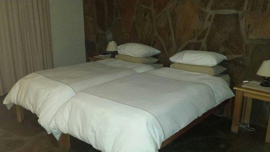 Betesda Lodge & Camping: Camera bella e pulita