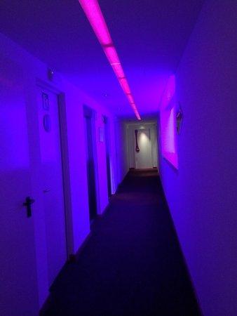 Room Mate Emma: corridoi all pink