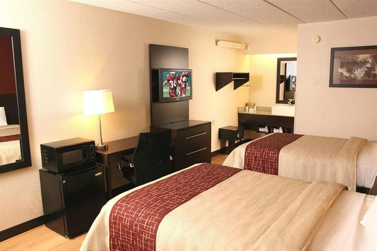 Red Roof Inn Atlanta Kennesaw: Double Double