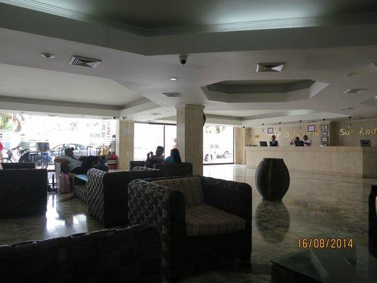 Sol Caribe San Andres: Lobby