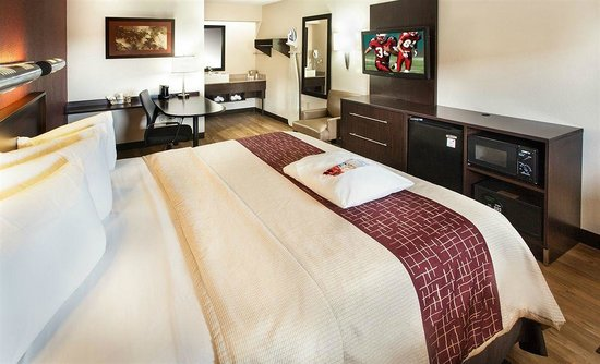 Red Roof Inn Atlanta Kennesaw: Whole Room