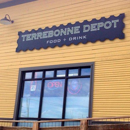 Terrebonne Depot: Great Food, Casual Dining