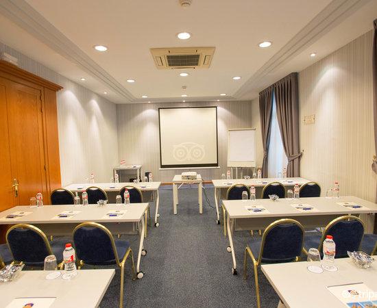 Meeting Rooms at the BEST WESTERN Premier Hotel Dante
