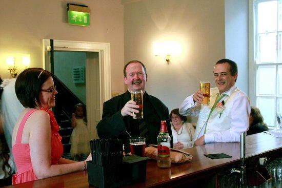 Holiday Inn Doncaster A1(M), Jct. 36: The bar.