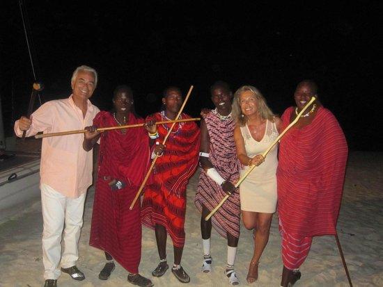 Dream of Zanzibar: dance with Masaïs