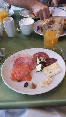 Hotel Indigo Düsseldorf - Victoriaplatz: Lovely breakfast