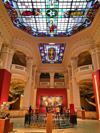 Santander Cultural : Incrível