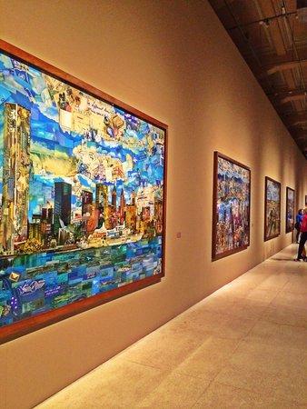 Santander Cultural : Exposição