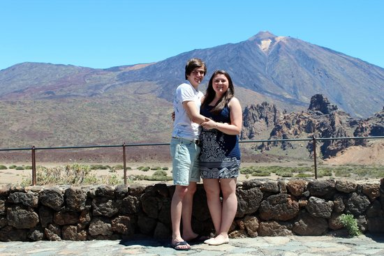 Private Jeep Tours: Infront of Teide