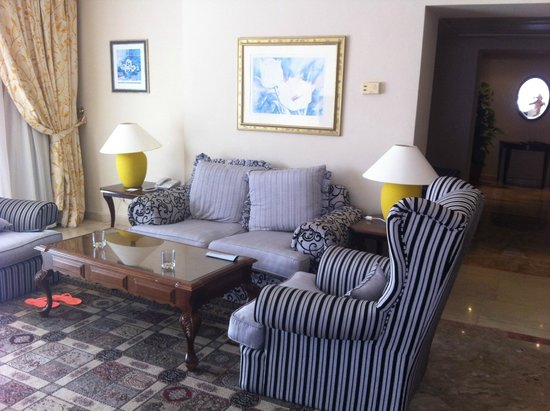 Royal Grand Sharm Hotel : Номер