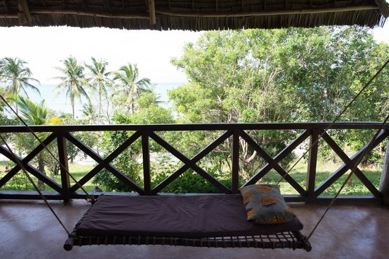 Kichanga Lodge - Our View from our Bungalow