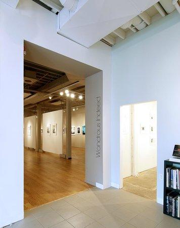 Center for Fine Art Photography : Atrium