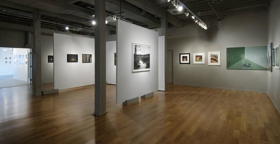 Center for Fine Art Photography: Main Gallery, Center Forward Exhibit, 2013