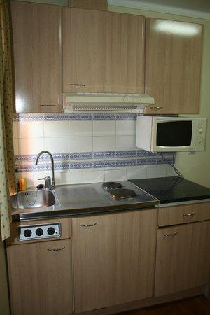MH Dona Rita : Cozinha