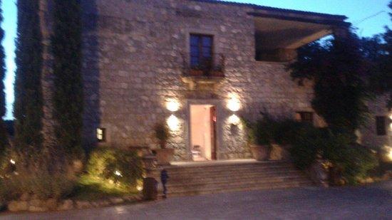 Aquapetra Resort & Spa: Reception