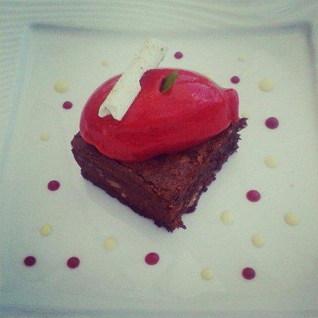 Restaurant Kasbur : Un délicieux dessert