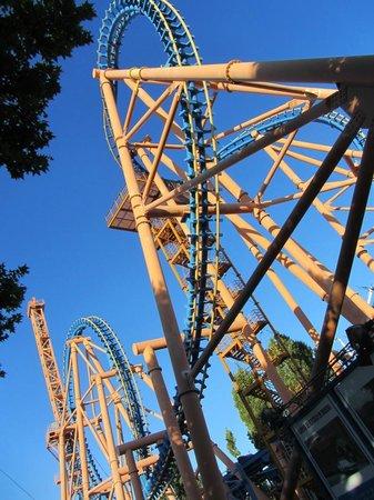 Parque Warner: Парк WARNER