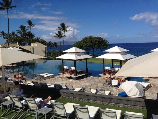 Wailea Beach Marriott Resort & Spa: Adult Infinity Pool