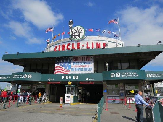 Circle Line Cruises: Al Pier