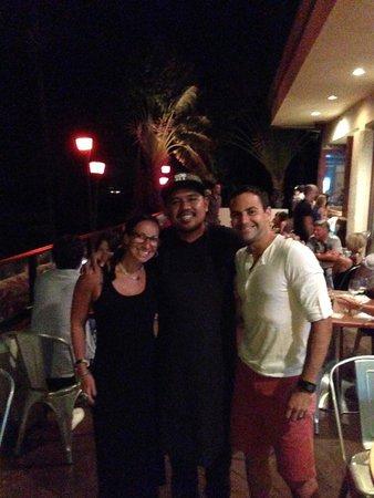 Wailea Beach Marriott Resort & Spa: Migrant Maui with Top Chef Season 10's Sheldon