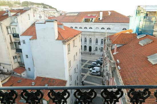 Hotel Gat Rossio: view