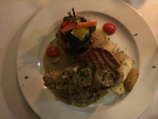 The Olive Tree: Beef