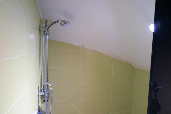 Hotel Gat Rossio: shower