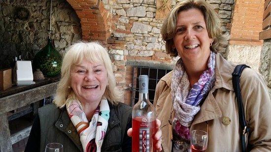 Tano's Florence & Tuscany Tours: Vinícola