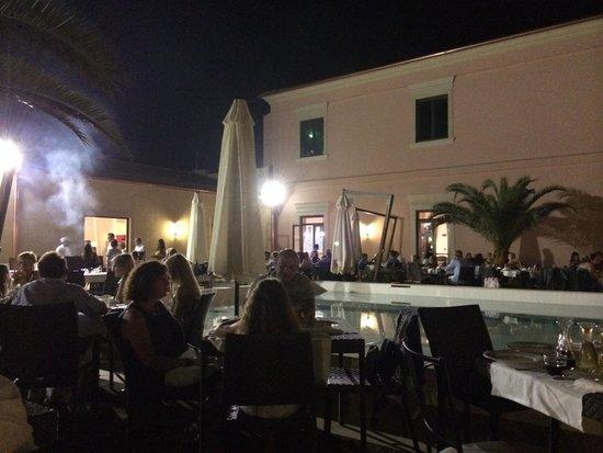 Eden Village Premium Sikania Resort & SPA : Dinner