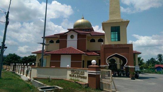 Berjaya Langkawi Resort - Malaysia: Langkawi Masjid