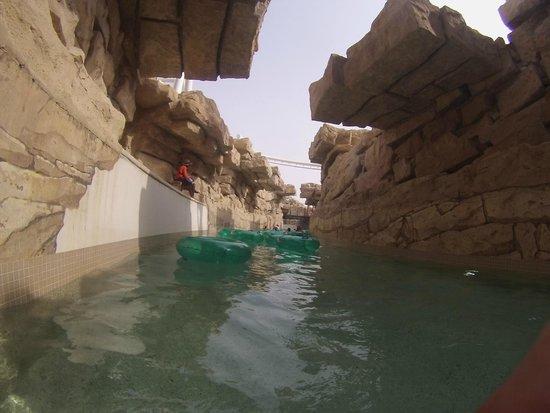 Yas Waterworld Abu Dhabi: The Park