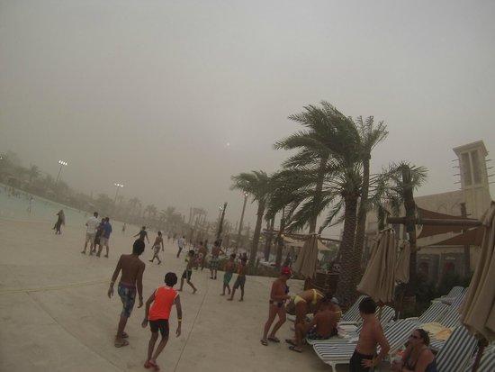 Yas Waterworld Abu Dhabi: Sandstorm