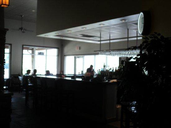 La Strada at Lake Lure: Inside