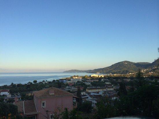 Bella Vista Taverna : Amazing view!!!
