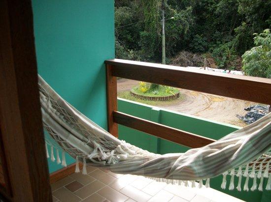 Ecoporan Hotel Charme Spa & Eventos : Uma rede pra relaxar!