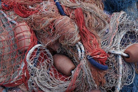Bar Graziella : Reti di pescatore