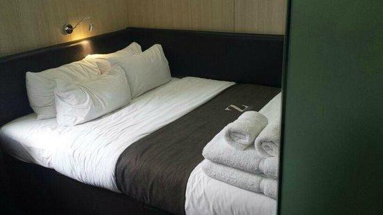 The Z Hotel Victoria : Bett